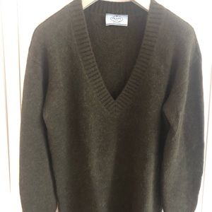 Prada wool tunic